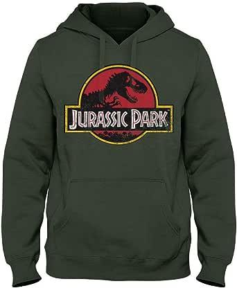 Sweat-Shirt Jurassic Park - Logo