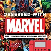 Obsessed With Marvel by Peter Sanderson (2010-06-16)