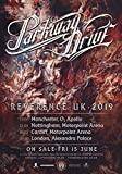 Parkway Drive Reverence 2019 UK Tour Foto Poster Winston McCall Atlas IRE 007 (A5-A4-A3) - A3