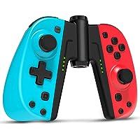 Gamory Manette Switch, Manette Pro sans Fil pour Nintendo Switch, Remplacement JOYCON Contrôleur pour Wireless Bluetooth…