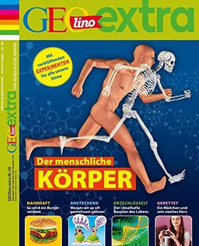 GEOlino Extra / GEOlino extra 59/2016  - Der menschliche Körper