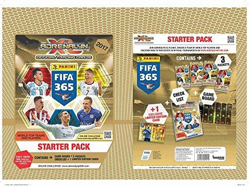 Panini FIFA 365 Adrenalyn XLTM 2017 Edition Starter Pack