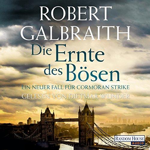 Buchseite und Rezensionen zu 'Die Ernte des Bösen: Cormoran Strike 3' von Robert Galbraith