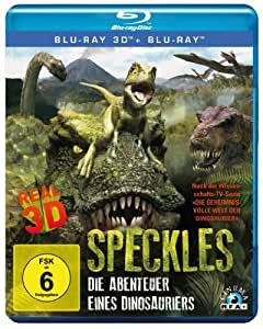 Speckles - Die Abenteuer eines Dinosauriers (+ Blu-ray) [Blu-ray 3D]