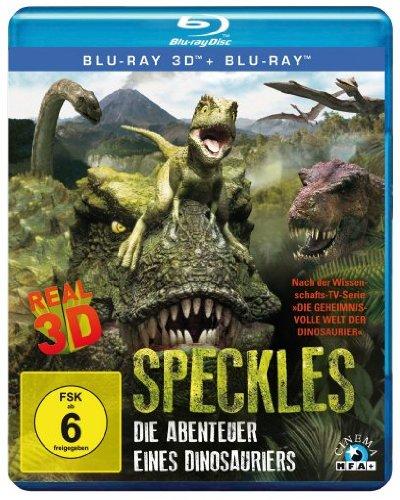 Speckles - Die Abenteuer eines Dinosauriers (+ Blu-ray) [Blu-ray 3D] -