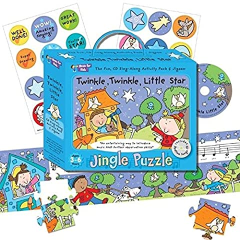 Music for Kids Puzzle avec Twinkle, Twinkle, Little