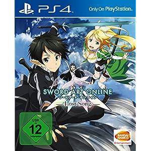 Sword Art Online – Lost Song – [PlayStation 4]
