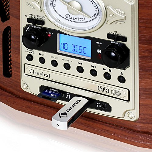 auna-nr-620 mit USB