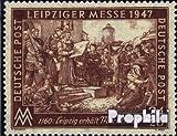 Alliierte Bes.-Gem.Ausg. 941I C Z, Wasserzeichen Stufen flach fallend postfrisch 1947 Leipziger Messe (Briefmarken für Sammler)