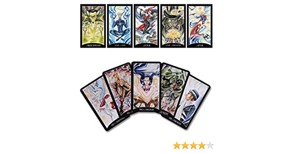 1c47023efe820 DC Comics Justice League Tarot Cards  DC Direct  Amazon.co.uk  Toys   Games