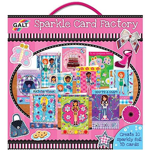 Galt Toys Girl Club - Juego para hacer tarjetas (mensajes en...