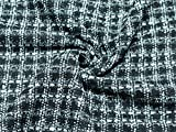 Boucle Tweed Schwere Coat Gewicht Kleid Stoff, Meterware,