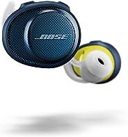 Bose SoundSport Free wireless headphones - Midnight Blue