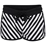 Chiemsee Damen Anke Shorts, Line Up Black, S
