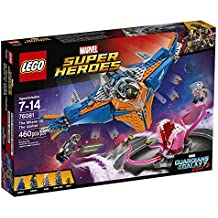 LEGO - 76081 - Jeux de Construction - Marvel Confidentiel 3