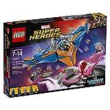 LEGO 76081 Marvel Super Heroes - Die Milano gegen den Abilisk