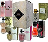 Set von 6 Parfüm für Damen 15ml Jedes einzelne Box