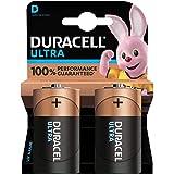 Duracell Ultra Power Type D Alkaline Batterijen 2- Pack