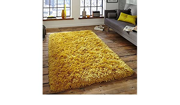 Think rugs polar pl 95 tappeto a pelo lungo taftato a mano 60 x