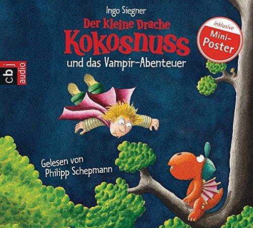 Der kleine Drache Kokosnuss und das Vampir-Abenteuer (Die Abenteuer des kleinen Drachen Kokosnuss, Band 12) (Ab 6 Gruselgeschichten Halloween)