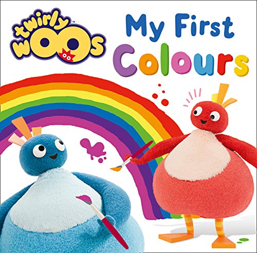 My First Colours (Twirlywoos)