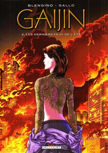 Gaijin, Tome 2 : Les derniers feux de l'été