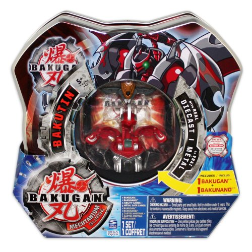 Bakugan - Mechtantum Surge - Black tin edition