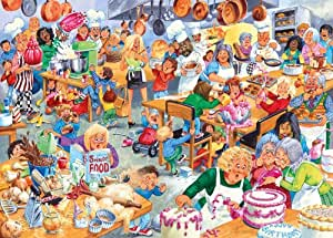Gibsons Ready Steady Whoops Jigsaw Puzzle 1000 Pieces