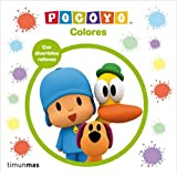 Pocoyó. Colores: Con divertidos relieves (Pocoyo)