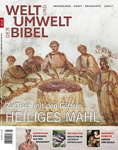 Image of Welt und Umwelt der Bibel / Heiliges Mahl: Zu Tisch mit den Göttern