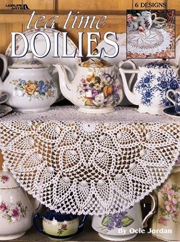 Tea Time Doilies (Leisure Arts #3104) by Ocie Jordan (1999-04-06)