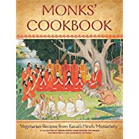 Monks' Cookbook: Vegetarian Recipes from Kauai's Hindu Monastery (English