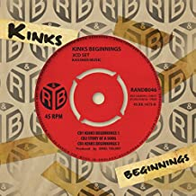 Kinks Beginnings 3cd Set
