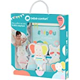 Bébé Confort - Juego de juguetes de baño para bebé Elidou el Elefante, Libro y puzzle de baño