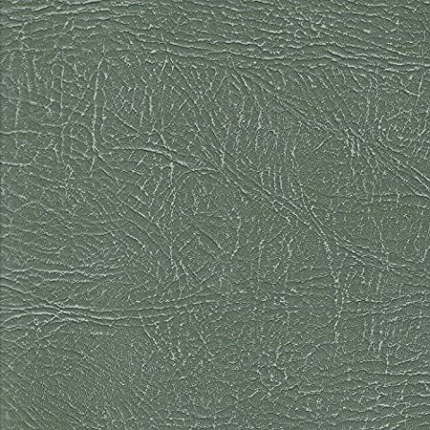 GREY 54 inch wide Leatherette Vinyl Fabric Fire Retardant Faux Leather Upholstery Material Sold by the metre