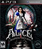 Electronic Arts Alice Madness Returns, PS3 PlayStation 3 videogioco