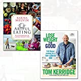 lose weight for good [hardcover] and artful eating 2 books collection set - the psychology of lasting weight loss,full-flavour cooking for a low-calorie diet