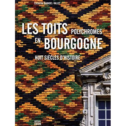 Toits polychromes de Bourgogne