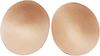 VSkin Cotton Cup Bra Pads (Brown-BP-02-Free Size)
