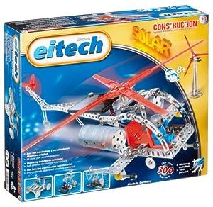 Eitech 00073 Solar - Juego de construcción con 5 Modelos y más de 300 Piezas Importado de Alemania