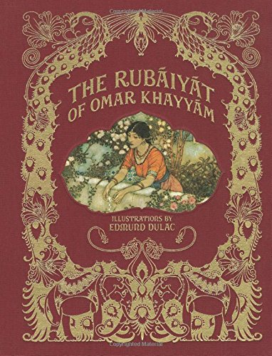 The Rubáiyát of Omar Khayyám (Calla Editions)
