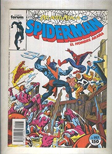 Spiderman volumen 1 numero 197: Atlantis ataca