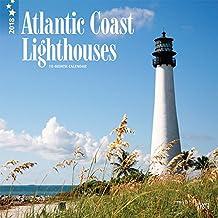 Atlantic Coast Lighthouses 2018 Calendar