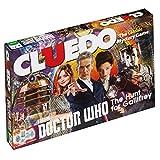 Winning Moves 024488 - Gioco da Tavolo Cluedo Doctor Who, Versione Inglese
