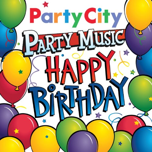 Party City Happy Birthday Party Music