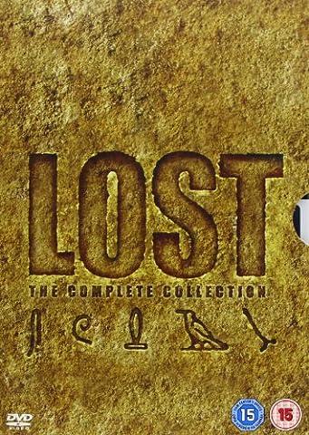 WALT DISNEY PICTURES Lost - Season 1 To 6 [DVD]