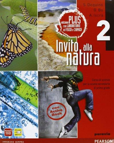 Invito alla natura plus. Per la Scuola media. Con CD-ROM. Con espansione online: 2