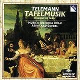 : Telemann: Tafelmusik