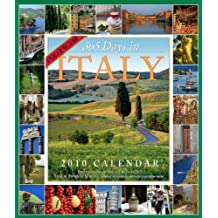 365 Days in Italy Calendar (Picture-A-Day Wall Calendars)