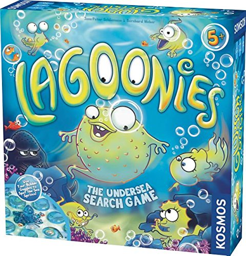 Preisvergleich Produktbild Thames & Kosmos Lagoonies (The Undersea Search Game) Game